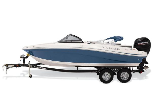 2021 Tahoe boat for sale, model of the boat is 550 TS & Image # 8 of 67