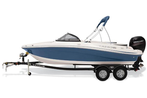 2021 Tahoe boat for sale, model of the boat is 550 TS & Image # 9 of 67