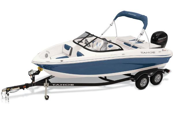 2021 Tahoe boat for sale, model of the boat is 550 TS & Image # 15 of 67