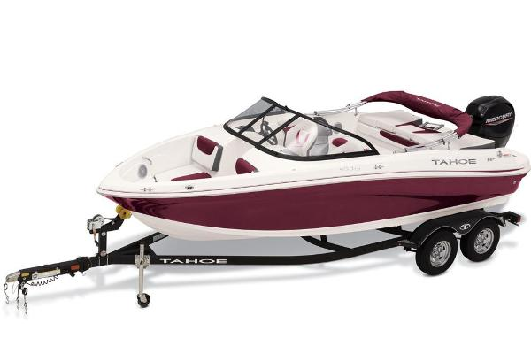 2021 Tahoe boat for sale, model of the boat is 550 TS & Image # 16 of 67