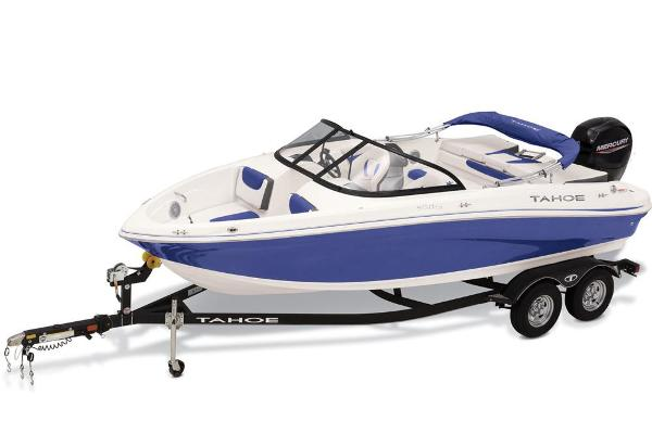 2021 Tahoe boat for sale, model of the boat is 550 TS & Image # 17 of 67
