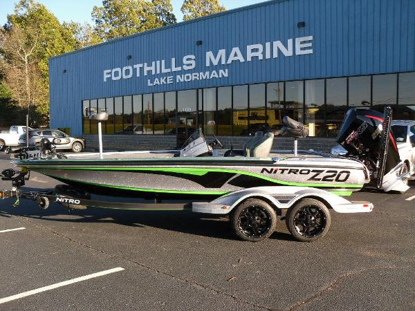 2021 Nitro boat for sale, model of the boat is Z20 Pro & Image # 1 of 52