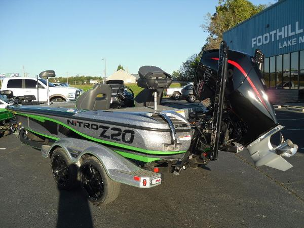 2021 Nitro boat for sale, model of the boat is Z20 Pro & Image # 2 of 52