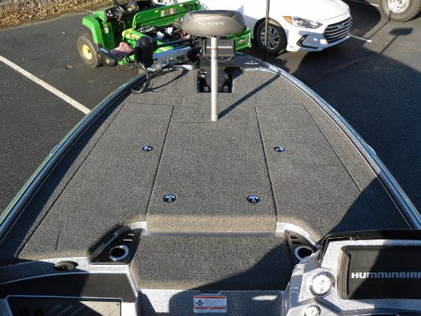 2021 Nitro boat for sale, model of the boat is Z20 Pro & Image # 21 of 52