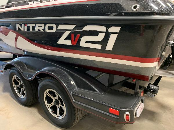 2020 Nitro boat for sale, model of the boat is ZV21 & Image # 3 of 50