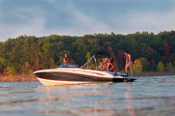2021 Tahoe boat for sale, model of the boat is 700 & Image # 2 of 63
