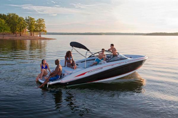 2021 Tahoe boat for sale, model of the boat is 700 & Image # 5 of 63
