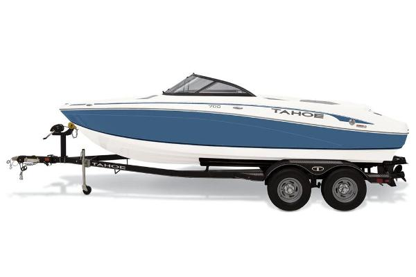 2021 Tahoe boat for sale, model of the boat is 700 & Image # 12 of 63