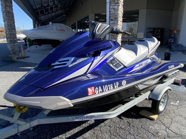 2014 YAMAHA FX CRUISER SVHO for sale