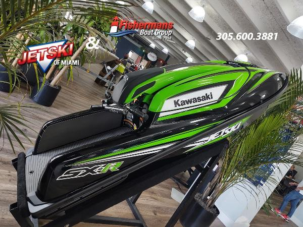 2022 KAWASAKI Jet Ski SX-R