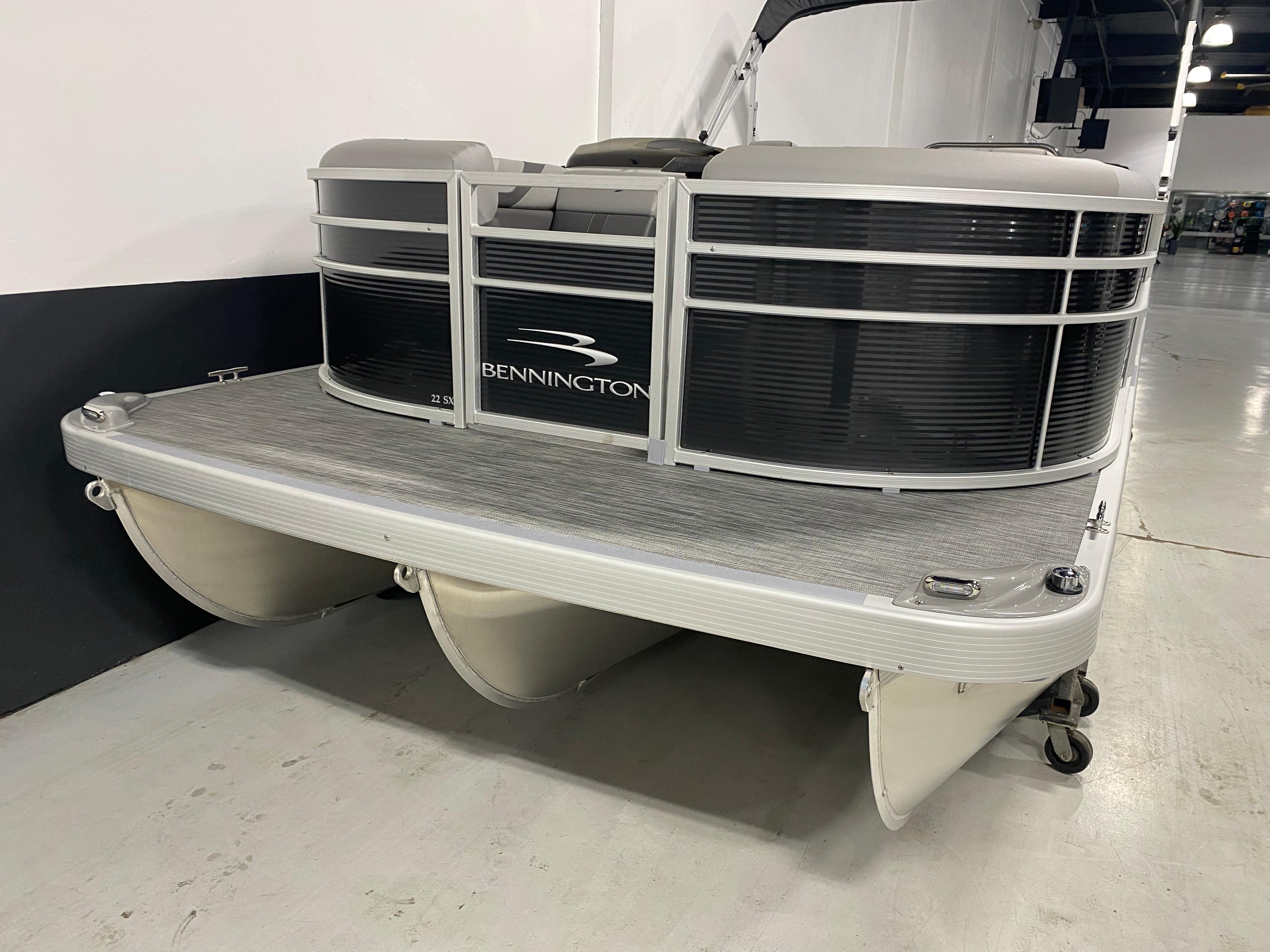 2021 Bennington 22 SSRX SPS #B2557K inventory image at Sun Country Inland in Lake Havasu City