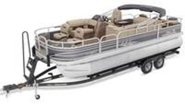 2022 Sun Tracker boat for sale, model of the boat is FISHIN' BARGE® 22 XP3 & Image # 1 of 1