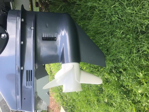 2011 YAMAHA F115LA Lower Unit, New Take Off image