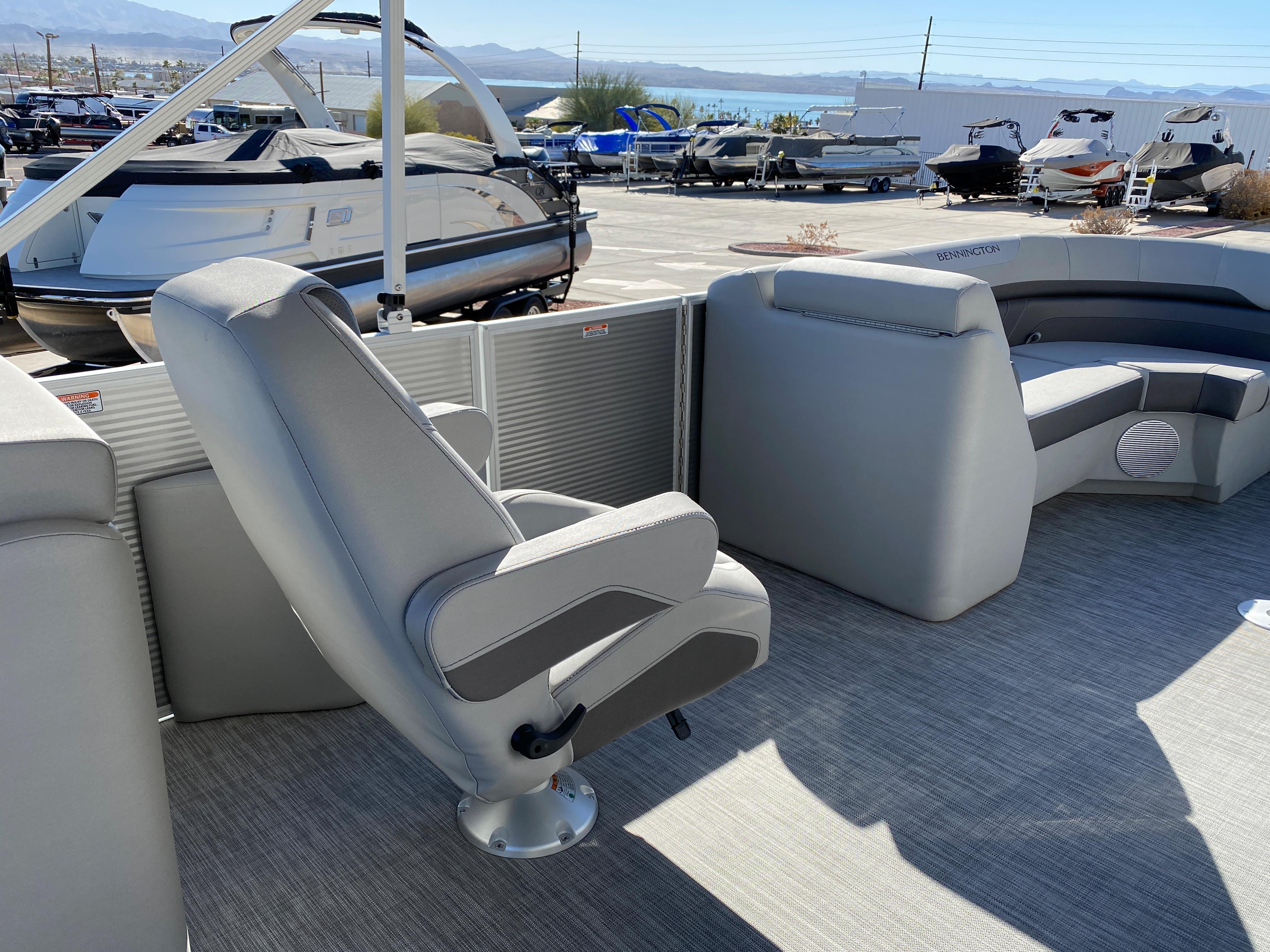 2021 Bennington 22 SSRX SPS #B2558K inventory image at Sun Country Inland in Lake Havasu City