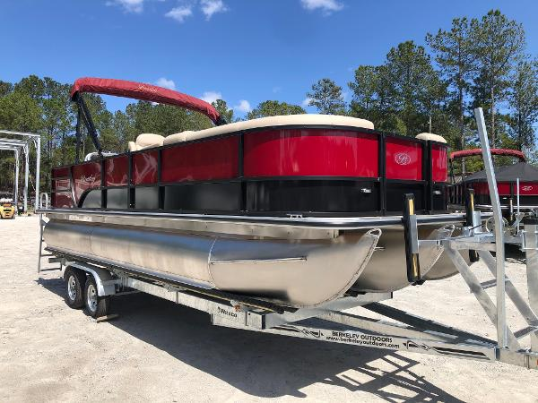 2021 Bentley boat for sale, model of the boat is 223 Swingback (3/4 Tube) & Image # 5 of 28