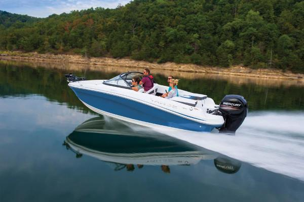 2021 Tahoe boat for sale, model of the boat is 450 TF & Image # 3 of 58