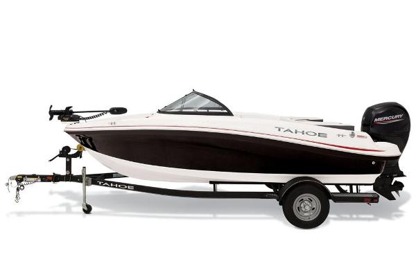 2021 Tahoe boat for sale, model of the boat is 450 TF & Image # 6 of 58