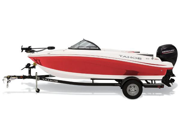 2021 Tahoe boat for sale, model of the boat is 450 TF & Image # 8 of 58