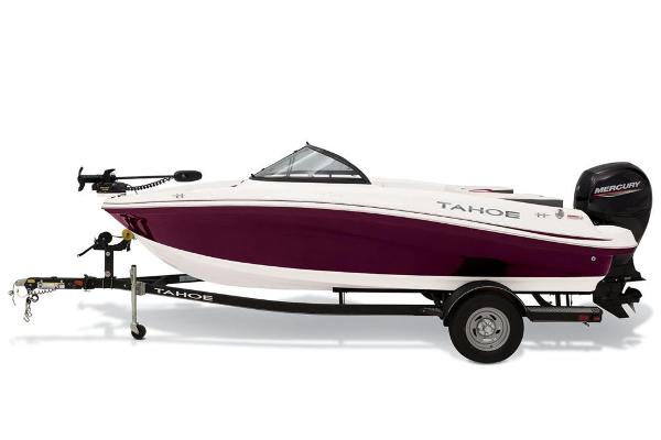 2021 Tahoe boat for sale, model of the boat is 450 TF & Image # 9 of 58