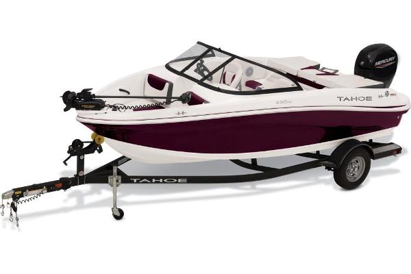 2021 Tahoe boat for sale, model of the boat is 450 TF & Image # 12 of 58