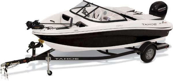2021 Tahoe boat for sale, model of the boat is 450 TF & Image # 14 of 58