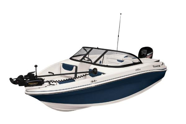 2021 Tahoe boat for sale, model of the boat is 450 TF & Image # 51 of 58
