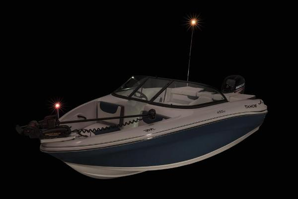 2021 Tahoe boat for sale, model of the boat is 450 TF & Image # 55 of 58