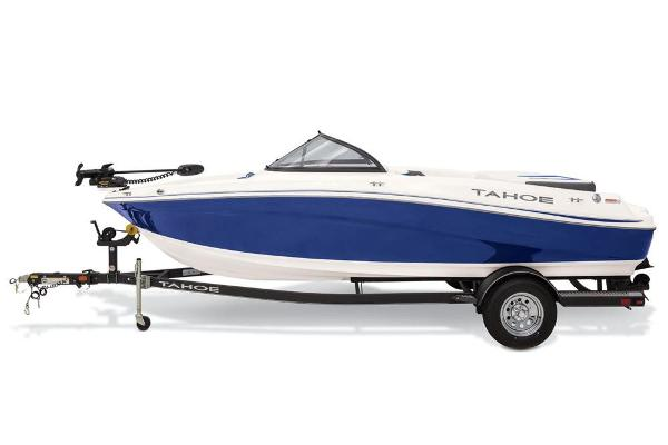 2021 Tahoe boat for sale, model of the boat is 500 TF & Image # 7 of 65