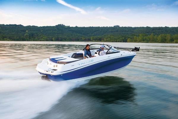 2021 Tahoe boat for sale, model of the boat is 500 TF & Image # 2 of 65