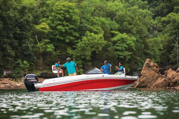 2021 Tahoe boat for sale, model of the boat is 550 TF & Image # 2 of 82