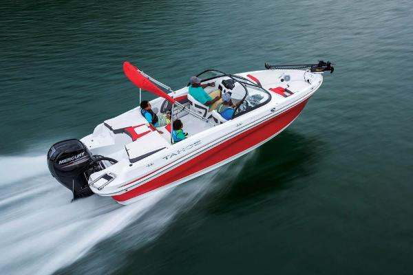 2021 Tahoe boat for sale, model of the boat is 550 TF & Image # 5 of 82