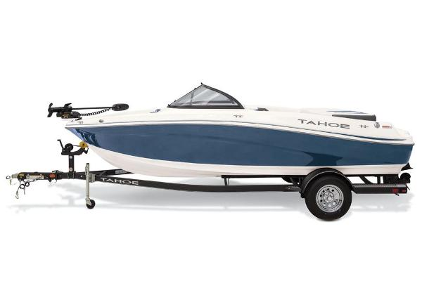 2021 Tahoe boat for sale, model of the boat is 550 TF & Image # 13 of 82