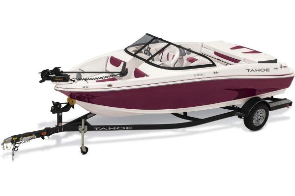 2021 Tahoe boat for sale, model of the boat is 550 TF & Image # 14 of 82