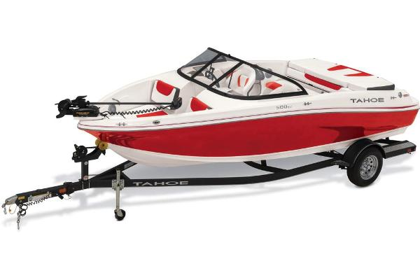 2021 Tahoe boat for sale, model of the boat is 550 TF & Image # 16 of 82