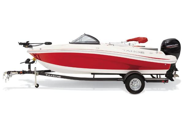 2021 Tahoe boat for sale, model of the boat is 550 TF & Image # 18 of 82