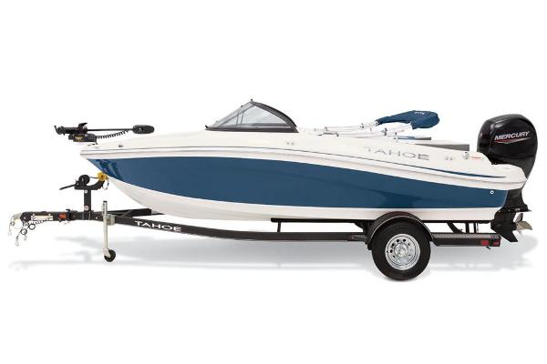 2021 Tahoe boat for sale, model of the boat is 550 TF & Image # 19 of 82