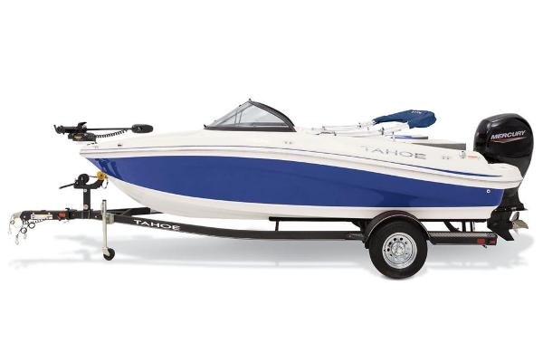 2021 Tahoe boat for sale, model of the boat is 550 TF & Image # 21 of 82