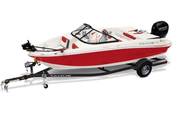 2021 Tahoe boat for sale, model of the boat is 550 TF & Image # 22 of 82