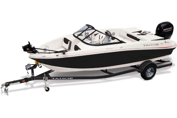 2021 Tahoe boat for sale, model of the boat is 550 TF & Image # 24 of 82