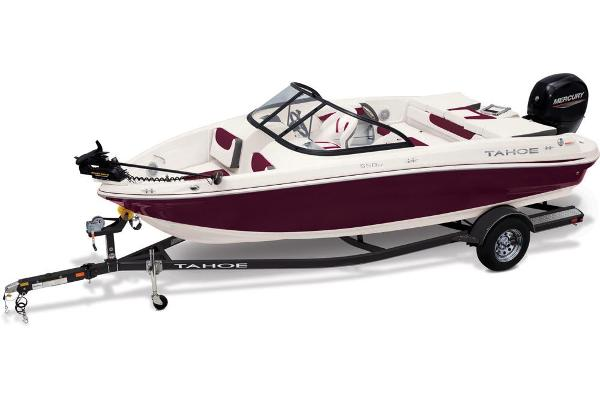 2021 Tahoe boat for sale, model of the boat is 550 TF & Image # 25 of 82