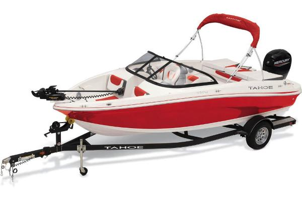 2021 Tahoe boat for sale, model of the boat is 550 TF & Image # 27 of 82
