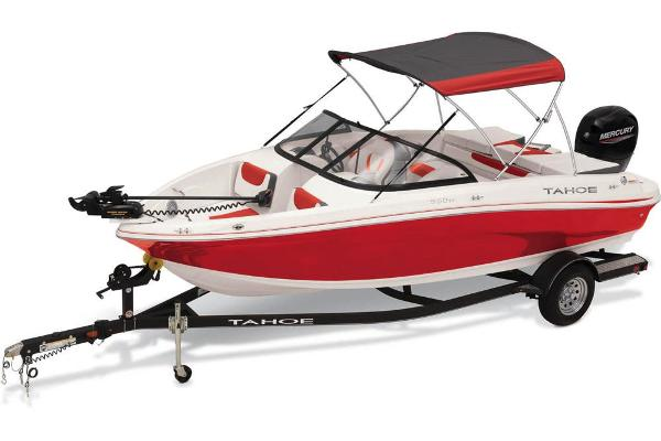 2021 Tahoe boat for sale, model of the boat is 550 TF & Image # 28 of 82