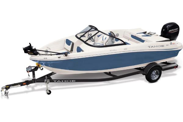 2021 Tahoe boat for sale, model of the boat is 550 TF & Image # 29 of 82