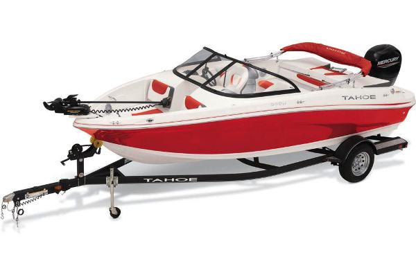 2021 Tahoe boat for sale, model of the boat is 550 TF & Image # 30 of 82