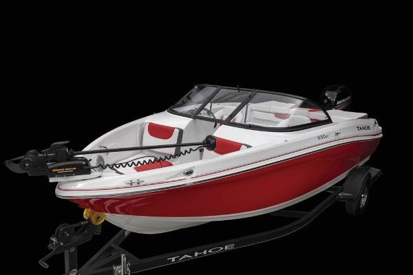 2021 Tahoe boat for sale, model of the boat is 550 TF & Image # 75 of 82
