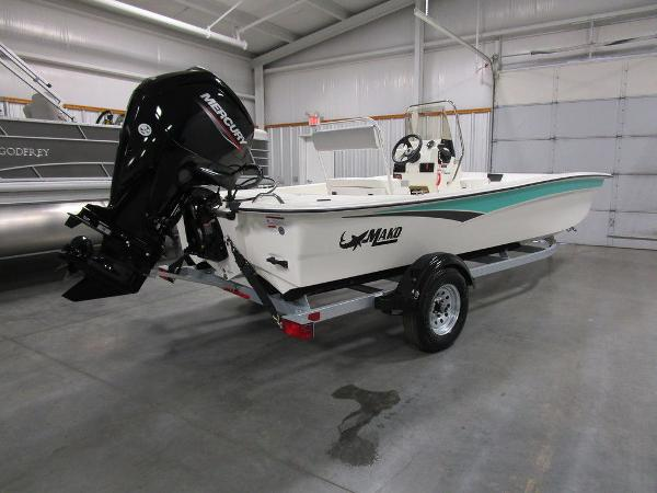 2021 Mako boat for sale, model of the boat is Pro Skiff 17 CC & Image # 3 of 28