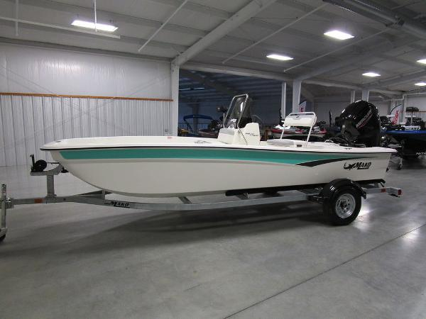 2021 Mako boat for sale, model of the boat is Pro Skiff 17 CC & Image # 6 of 28