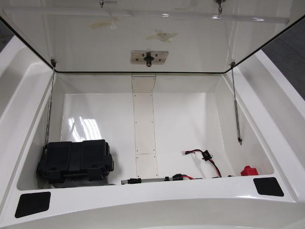 2021 Mako boat for sale, model of the boat is Pro Skiff 17 CC & Image # 8 of 28