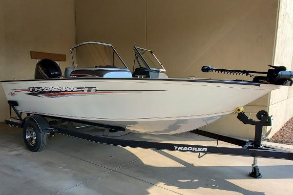 2020 Tracker Boats boat for sale, model of the boat is Pro Guide V-165 WT & Image # 1 of 49