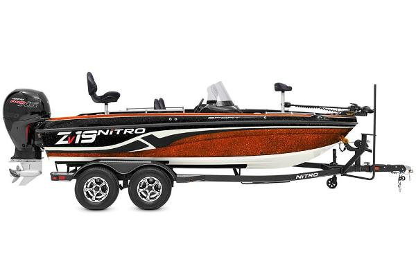 2021 Nitro boat for sale, model of the boat is ZV19 Sport & Image # 5 of 47